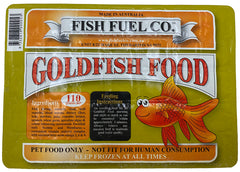 Fish Fuel Co. Frozen Goldfish Food - 10 Pack