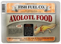 Fish Fuel Co. Frozen Axolotl Food - 10 Pack