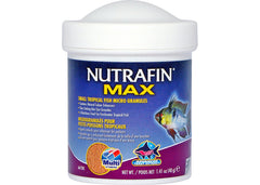 Nutrafin Max Small Tropical Mictro Granules