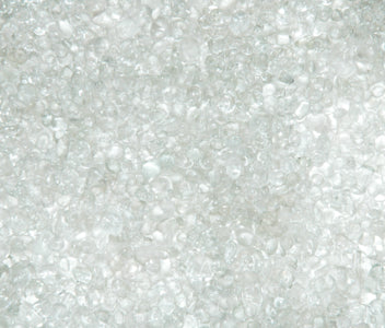 Kirby Clear Glass Beads 3-4mm