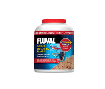 Fluval Colour Enhancing Flakes - 54gm