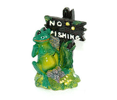Aqua Pet No Fishing Frog