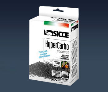 Sicce Hypercarbo Coconut Act. Carbon