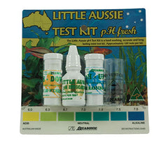 Aquasonic Little Aussie pH Test Kit