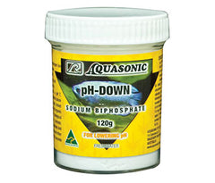 Aquasonic pH-Down