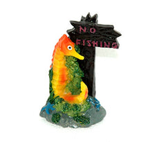 Aqua Pet No Fishing Seahorse