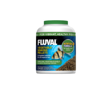 Fluval Vegetable 3mm Sinking Pellets