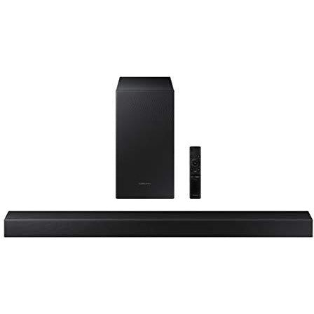 Samsung 2.1 Ch 290W Sound Bar With Wireless Subwoofer Dolby Audio Black