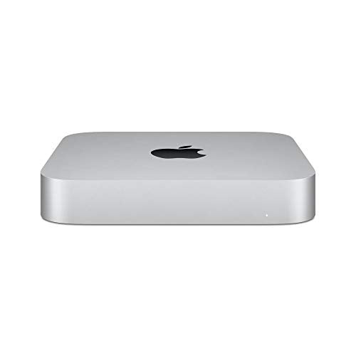 New Apple Mac Mini with Apple M1 Chip (8GB RAM, 256GB SSD Storage) - Latest Model