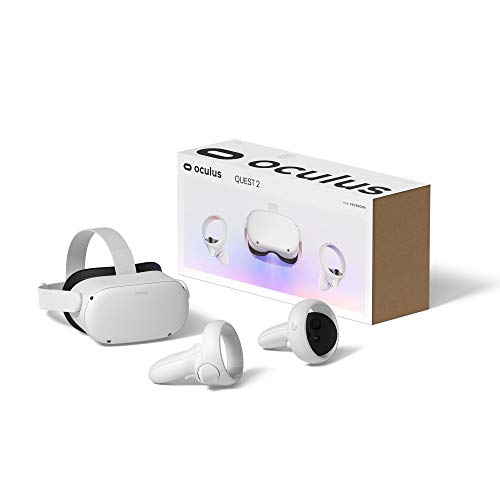 Oculus Quest 2 — Advanced All-In-One Virtual Reality Headset — 256 GB — In Stock