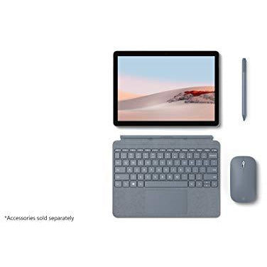 "Microsoft Surface Go 2 10.5"" Touch-Screen Intel Pentium Gold 8 GB RAM 128 GB Storage Platinum"