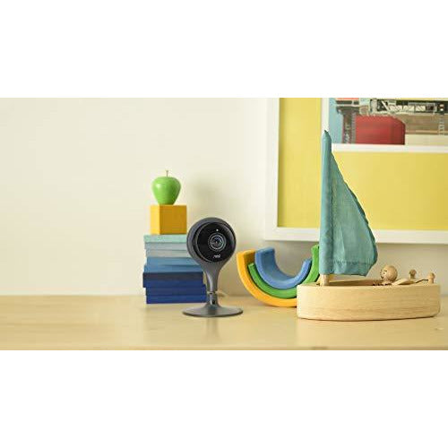 Google Nest Cam Indoor Home Security Camera Night Vision Google Assistant Alexa