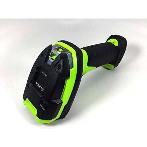 Zebra LI3678-SR Ultra-Rugged Cordless 1D Barcode Scanner/Linear Imager Kit, FIPS, Vibration Motor, Includes Cradle, Power Supply and USB Cord