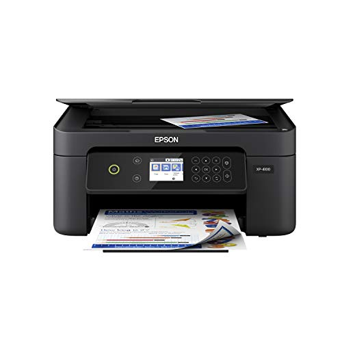 Epson Expression Home XP-4100 Wireless Color Printer, Scanner & Copier