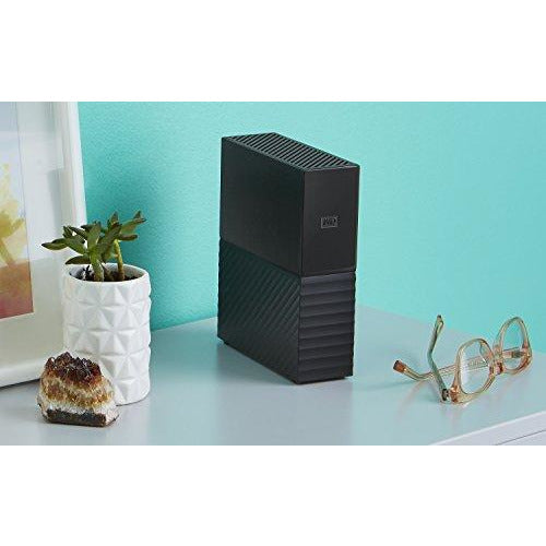 WD 3TB My Book Desktop External Hard Drive USB 3.0 WDBBGB0030HBK-NESN