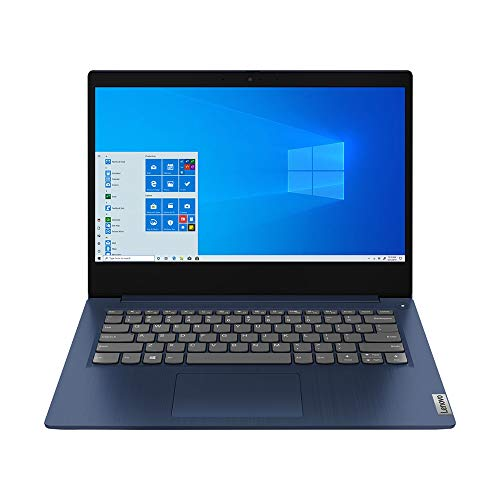 "Lenovo IdeaPad 3 14"" Laptop AMD Ryzen 3 3250U 8GB Memory 1TB HDD Abyss Blue"