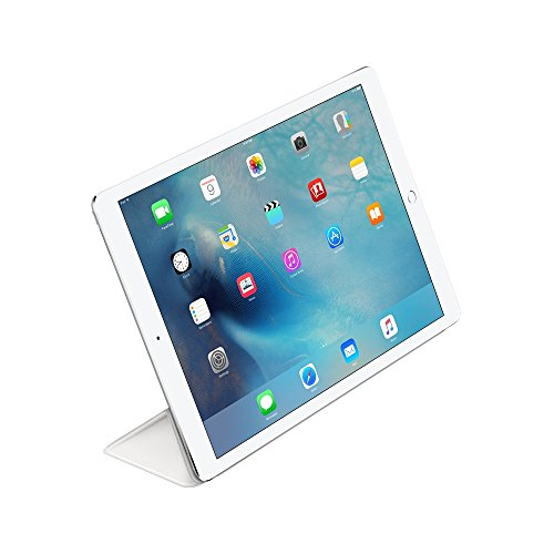 "Apple Smart Screen Cover for 12.9"" iPad Pro, White (MLJK2ZM/A)"