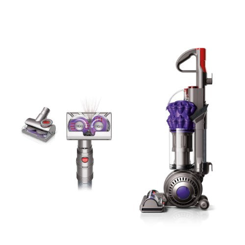 Dyson DC50 Ball Compact Allergy HEPA Upright Vacuum | Blue 2-Tone