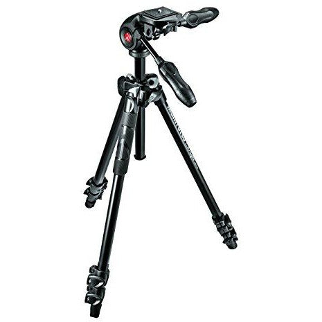 Manfrotto 290 Tripod with Fluid Video Head