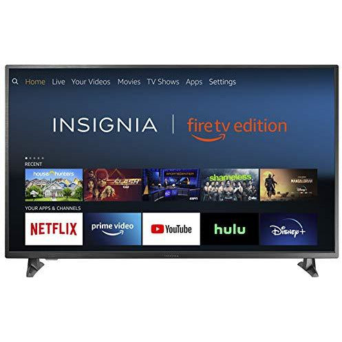 "Insignia™ 32"" Class LED HD Smart Fire TV Edition - TV"