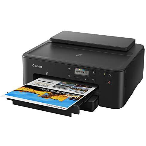 Canon PIXMA TS702 Wireless Single Function Printer Mobile Printing with AirPrint, Google Cloud Print, and Mopria Print Service