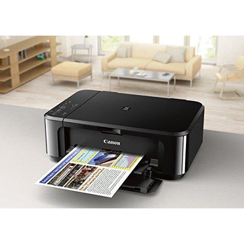 Canon PIXMA MG3620 Wireless All-In-One Color Inkjet Printer Mobile Printing Black