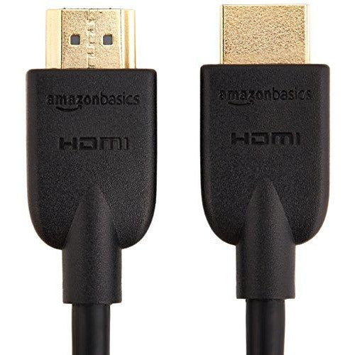 AmazonBasics High-Speed HDMI Cable, 6 Feet