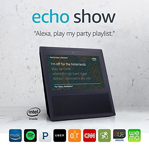 Echo Show 1st Generation Black