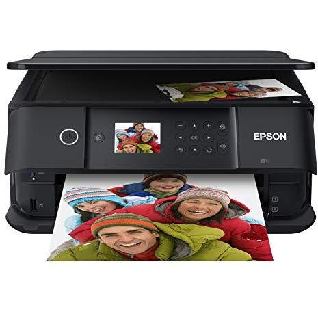 Epson Expression Premium XP-6100 Wireless Color Photo Printer, Scanner, & Copier