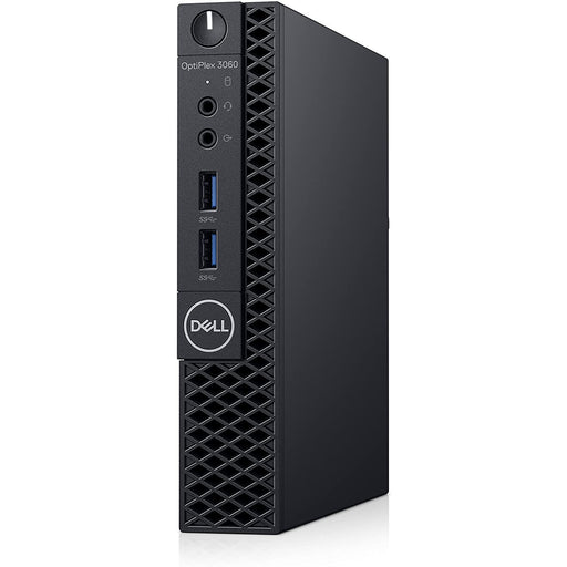 Dell OptiPlex 3060 Micro PC Intel Core i3 3.10 GHz 16 GB RAM 1 TB SSD Windows 10 Pro