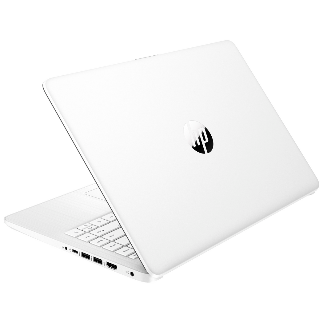 "HP 14"" Laptop AMD A4-Series 4GB Memory AMD Radeon R3 64GB eMMC Flash Memory Diamond White"
