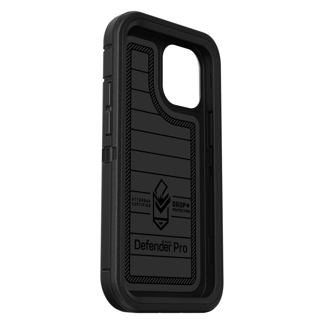 OtterBox Defender Series Pro Phone Case for Apple iPhone 12 Mini - Black