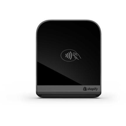 Shopify Chip & Swipe Reader (Chip & Swipe Reader) - Black