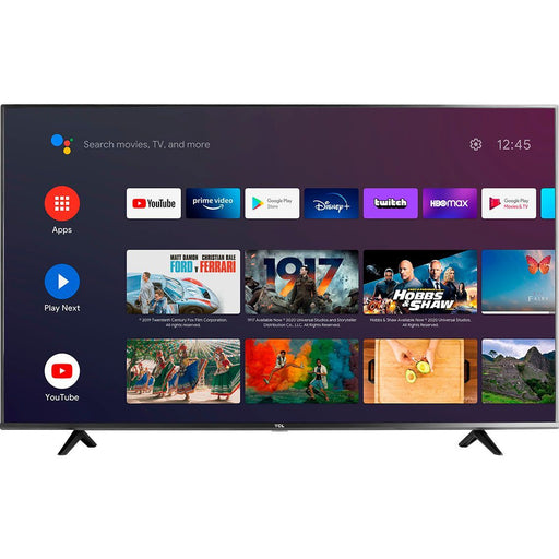 "TCL 55"" Class 4 Series LED 4K UHD Smart Android TV"
