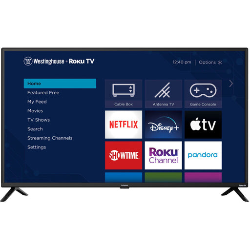 "Westinghouse 42"" Class LED FHD TV Roku Smart TV"