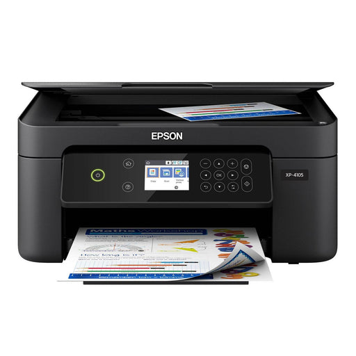 Epson Expression Home Wireless Small-in-One Printer XP-4105
