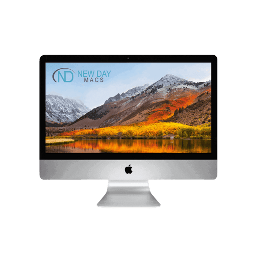 Apple iMac 21.5-inch Intel Core i5 1.4 GHz 8 GB RAM 500 GB HDD (Mid 2014)