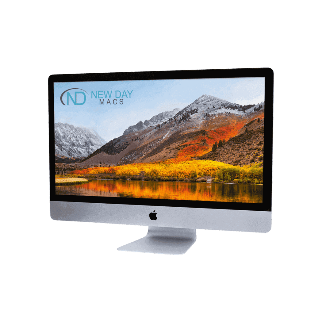 Apple iMac 27-inch Retina 5K Display Intel Core i5 3.2 GHz 32 GB RAM 512 GB Flash Storage (Late 2015)