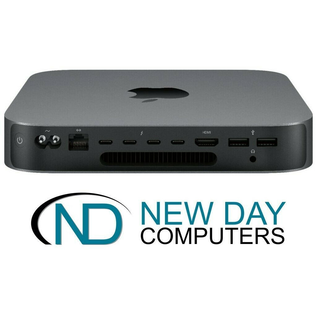 Apple Mac mini Intel Core i3 3.6 GHz 32 GB RAM 128 GB SSD (2018)