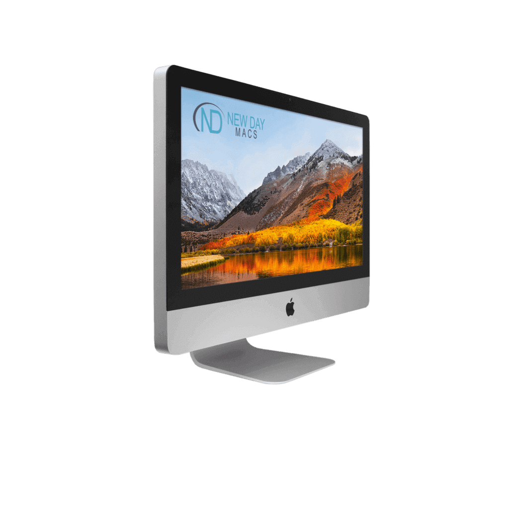 Apple iMac 21.5-inch Intel Core i3 2.2 GHz 8 GB RAM 1 TB HDD (Mid 2010)