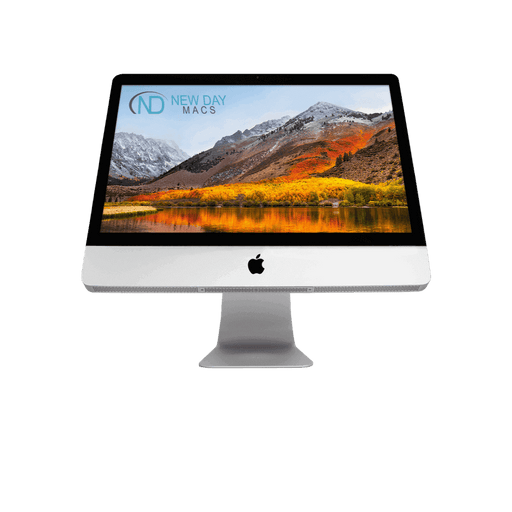 Apple iMac 21.5-inch Intel Core i5 2.5 GHz 8 GB RAM 500 GB HDD (Mid 2011)