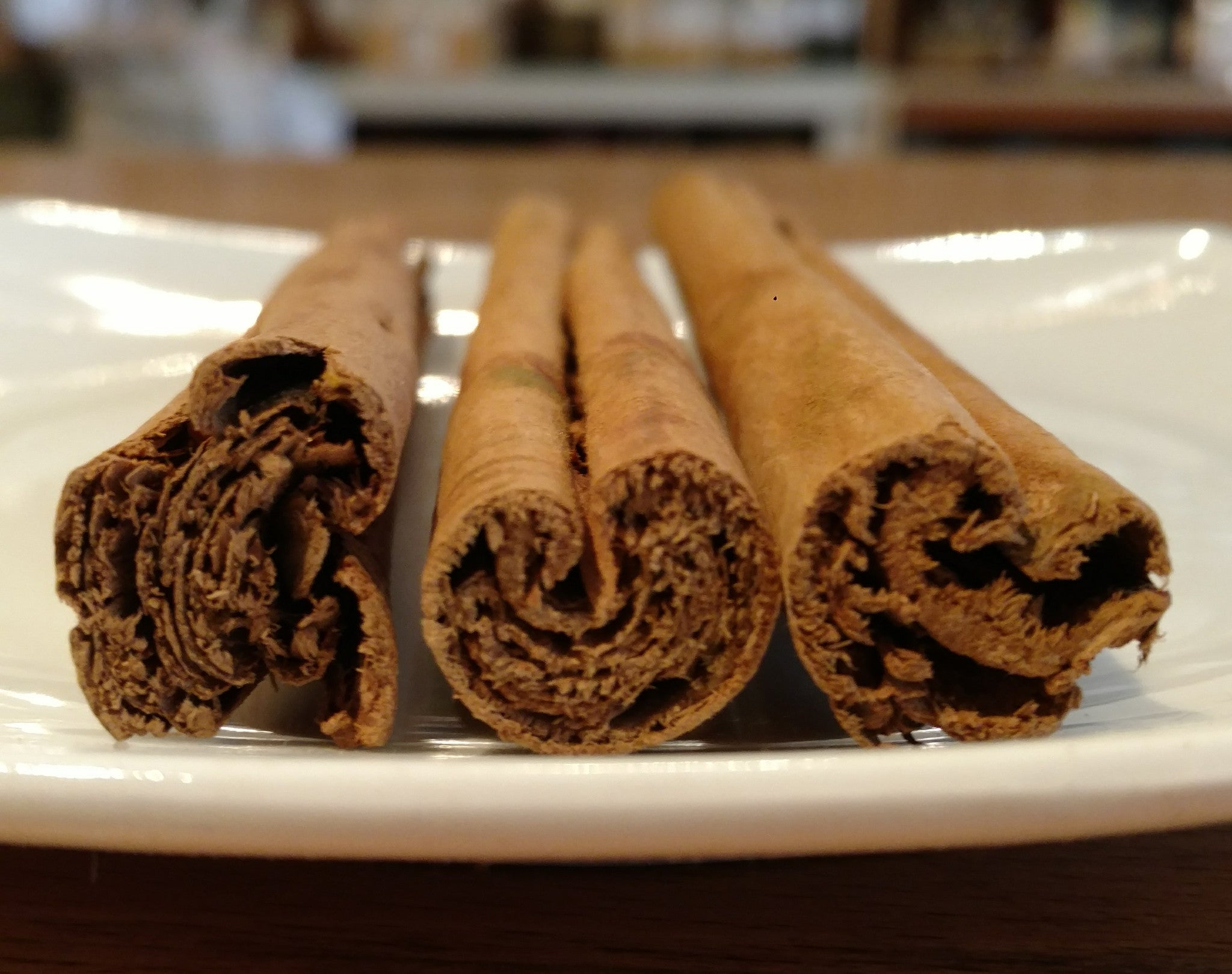The Layers Of Ceylon Cinnamon
