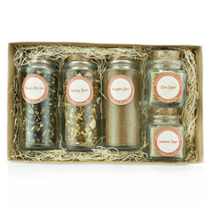 Autumn In New York Spice Set - Sullivan Street Tea & Spice Company