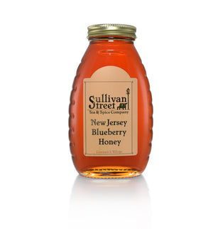 New Jersey Blueberry Honey 🐝 - Sullivan Street Tea & Spice Company