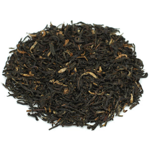 Loose leaf black tea from Assam, India