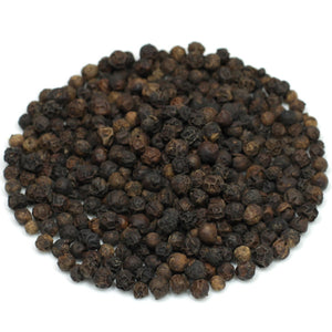 organic smoked black peppercorns