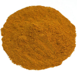 organic curry blend powder