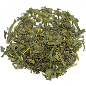 organic Japanese bancha loose green tea