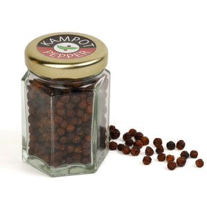 Kampot Cambodian red peppercorns