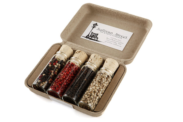 Organic Peppercorn Sampler